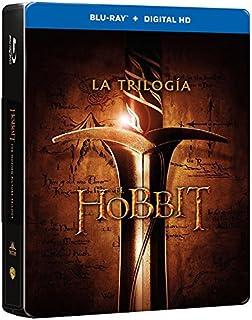 El Hobbit: Trilogía Cinematográfica [Blu-ray]