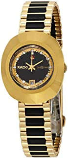 Original Automatic Black Simili Stone Dial Ladies Watch R12416514