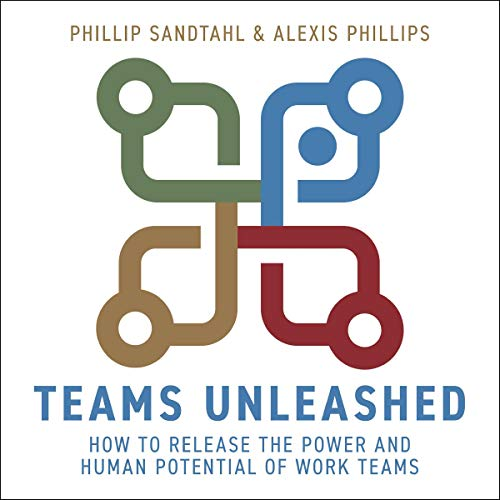 Teams Unleashed cover art