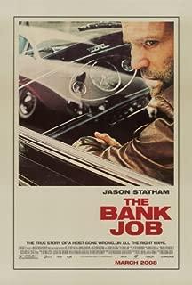 The Bank Job Movie Poster (27 x 40 Inches - 69cm x 102cm) (2008) -(Jason Statham)(Saffron Burrows)(Daniel Mays)