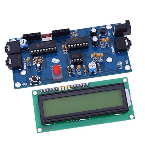 Almencla DC7 12V / 500mA Morse Code Reader Übersetzer Modul Integrierte Schaltkreise Decoder