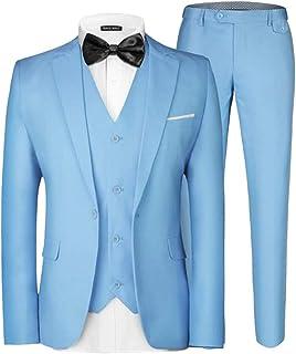 HOS Men's Latest Coat Pant Designs Casual Business Wedding Suit 3 Pieces Suit/Men's Suits Blazers Trousers
