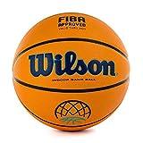 Wilson Evo Next Champions League, WTB0900XBBCL Pallone da Basket Ufficiale della Basketbal...