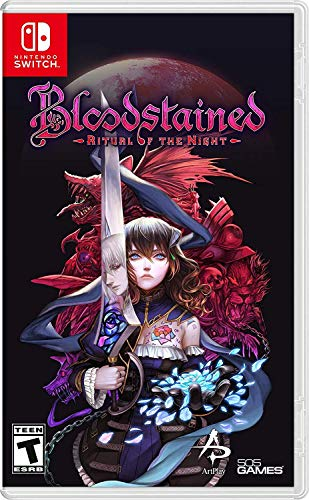505 Games (World) Bloodstained Ritual of The Night (Import Version: North America) - Switch