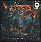 Accept: The Rise of Chaos [Vinyl LP] (Vinyl (Limited Edition))