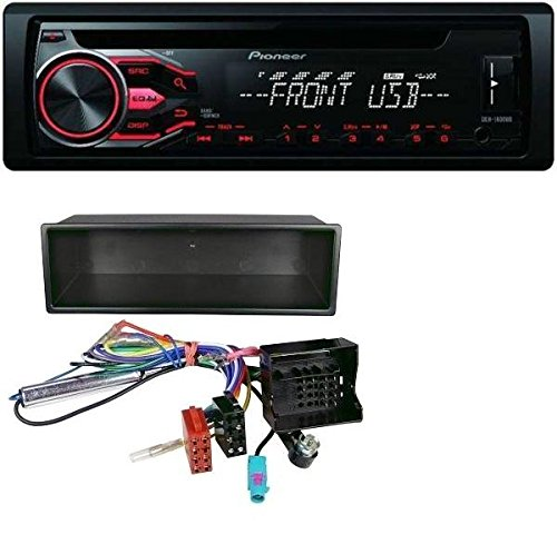 Pioneer CD MP3 USB AUX autoradio Citroen C2 C3 Jumpy Peugeot 207 307 Expert