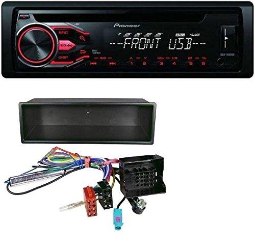 Pioneer CD MP3 USB AUX Autoradio für Citroen C2 C3 Jumpy Peugeot 207 307 Expert