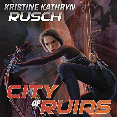 City of Ruins audiobook cover art