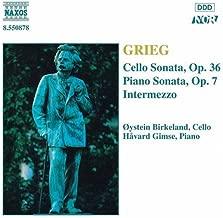 Grieg: Cello Sonata / Piano Sonata / Intermezzo