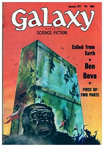 Download Galaxy Magazine, January 1971 B01K0M9PBC