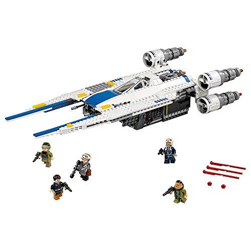Vaisseau Rebelle Chasseur U-Wing Fighter LEGO Star Wars 75155 - 659 Pièces - 5