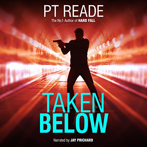 Taken Below audiobook cover art