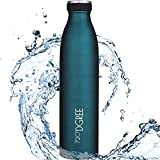 """720°DGREE Vaccum Insulated Water Bottle """"milkyBottle"""" - 750 ml - Insulated, Leakproof, BPA-Free"""