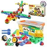 ETI Toys | STEM Learning | Original 101 Piece Educational Construction...