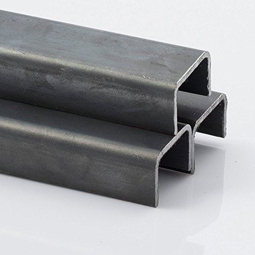 Stahl U - Profil 30 x 60 x 30 x 3 mm 1000mm lang