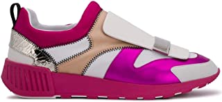 SERGIO ROSSI Luxury Fashion Womens A83890MFN5155701 Fuchsia Sneakers | Fall Winter 19