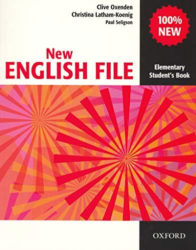 descargar libro english file elementary students book