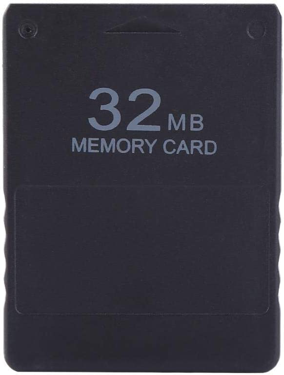 Zopsc Memory Card for PS2 8M-256M High Speed Game Memory Card for Sony Playstation 2 128M