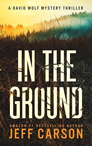 In the Ground (David Wolf Mystery Thriller Series Book 14) by [Jeff  Carson]