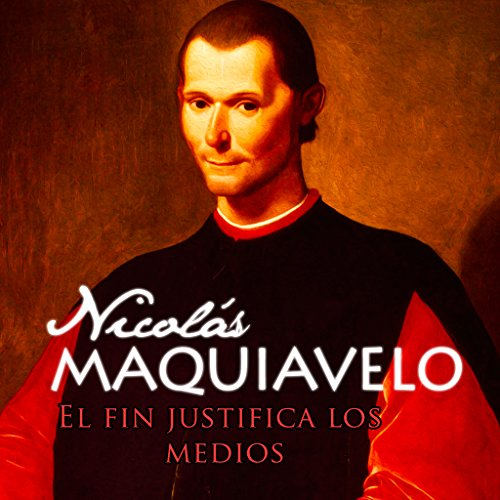 Nicolás Maquiavelo [Spanish Edition] audiobook cover art