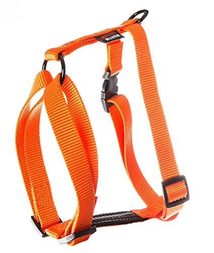 Harnais confort Tour de cou 36-60 cm orange
