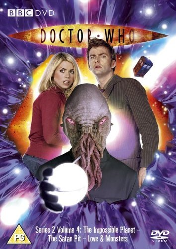 Doctor Who - Series 2 - Vol. 4
