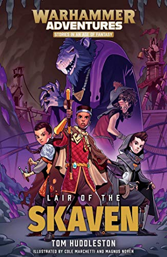 Lair of the Skaven (Volume 2) (Warhammer Adventures: Realm Quest, Band 2)