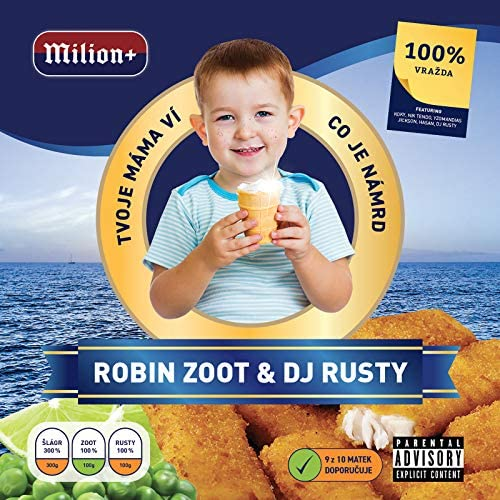 Robin Zoot & DJ Rusty