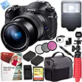 Sony RX10 IV Cyber-Shot High Zoom 20.1MP Camera...