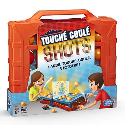 Touché-Coulé Shots - Juego de Mesa de Batalla Naval (versión Francesa)