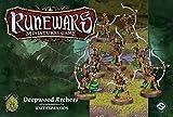 Fantasy Flight Games FFGRWM16 Deepwood Archers Expansion Pack: Runewars Miniatures Game, Multicolor