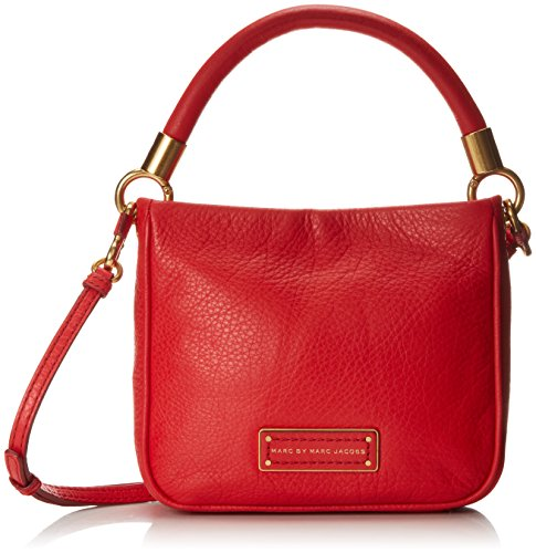 Marc by Marc Jacobs Too Hot to Handle Hoctor, Cambridge Red (Marc Jacobs Too Hot To Handle Handbag)