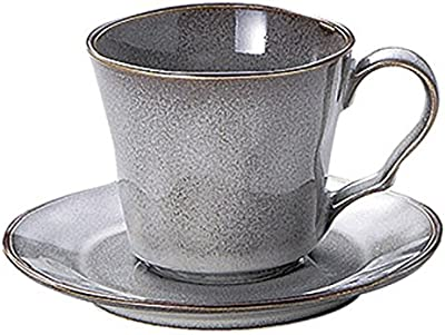 ラフェルム ストームグレー コーヒーカップ【L-11.1 S-7.8 H-7.3cm C-195cc】 13573052