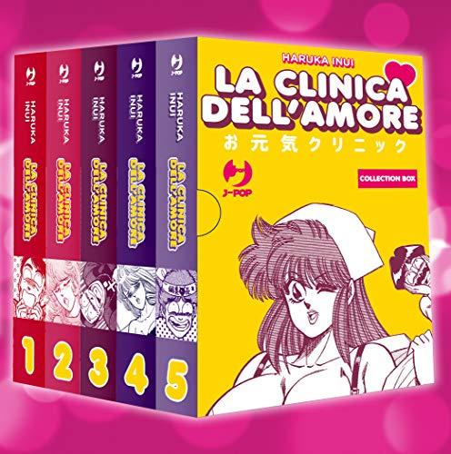 La clinica dell'amore. Collection box: 1-5 [Cinque volumi indivisibili]: Vol. 1-5