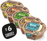 Amaizin Crispies Pack De 5 Sabores 5 Unidades 400 g