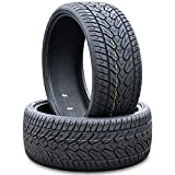 Set of 2 (TWO) Fullway HS266 All-Season Performance Radial Tires-305/35R24 305/35/24 305/35-24 112V Load Range XL 4-Ply BSW Black Side Wall