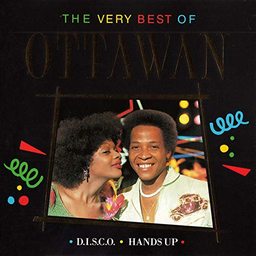 The Very Best of Ottawan [UK Import] [Import anglais]
