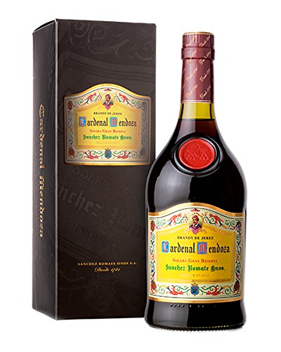 Cardenal Mendoza Gran Reserva Clásico Brandy (1 x 0.7 l)