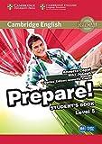Cambridge English Prepare! Level 5 Student's Book.