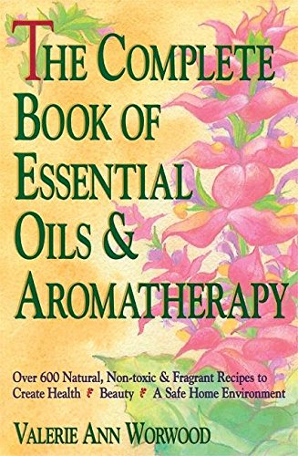 Book of Essential Oils & Aromatherapy