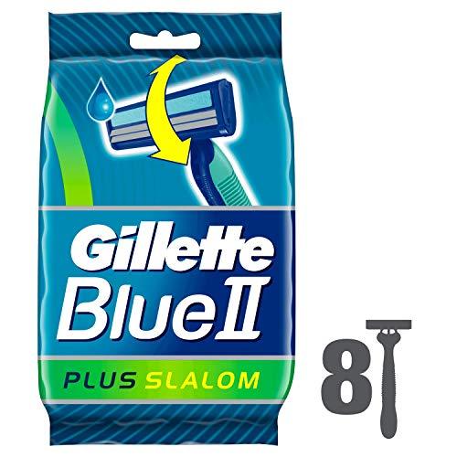 Gillette Blue II Plus Einwegrasierer (8er Pack)