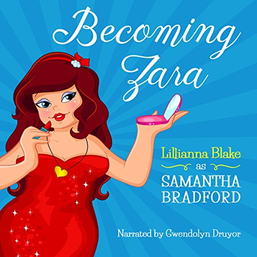 Becoming Zara audiobook cover art