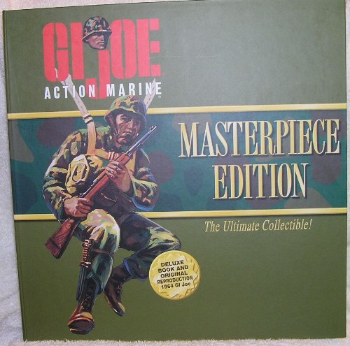 Gi Joe Action Marine Masterpiece Edition