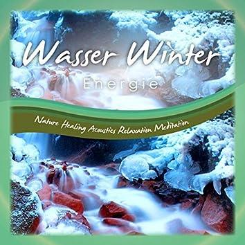 Wasser Winter Energie