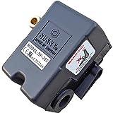 Sunny Heavy Duty Air Pressure Control Switch, L1, 1 Port, 95-125 PSI, 25 Amp