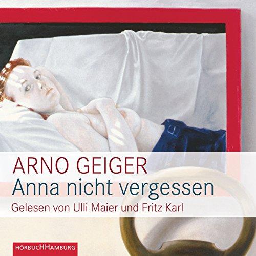 Anna nicht vergessen Titelbild