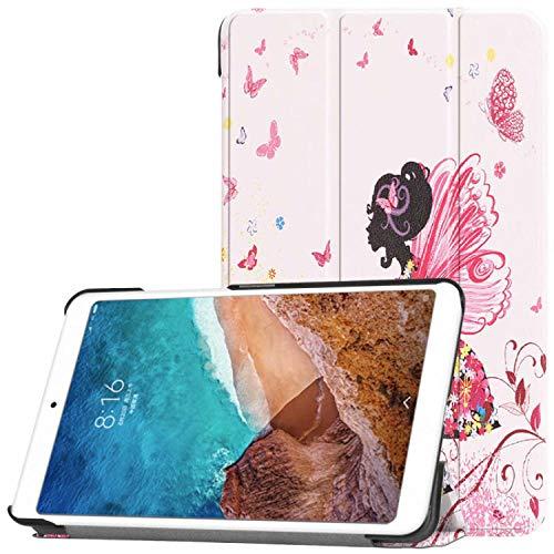 Funda para Xiaomi Mi Pad 4 MiPad4 8.0 Pulgadas Tablet PC Funda Inteligente para MiPad4 MiPad 4 Funda Protectora-Patrón 2