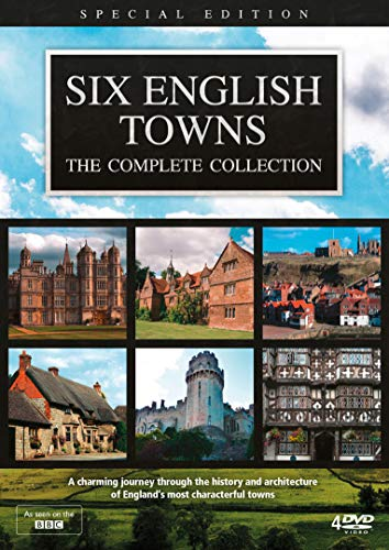 Six English Towns - Complete Collection - BBC [DVD]