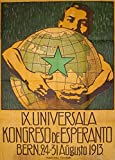 Vintage Linguistics The 1913 World Esperanto Conress in