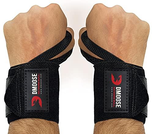 wrist straps gym